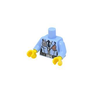 LEGO LSK976 - LEGO Alkatrészek - Minifigura torzó (976)