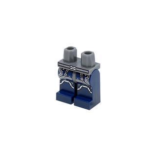 LEGO LSK982 - LEGO Alkatrészek - Minifigura láb (982)