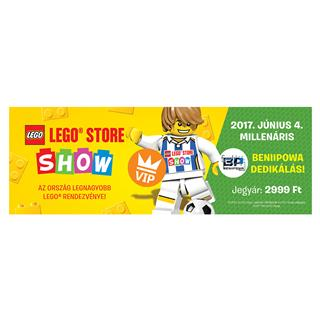 LEGO LSS2017VIP02 - LEGO Store Show 2017 - Beniipowa VIP jegy