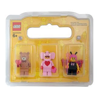 LEGO LSV21 - LEGO alkatrész - Build a Mini minifigura csomag - Va...