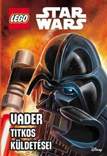 LEGO LSW004 - LEGO Star Wars könyv - Vader titkos küldetései