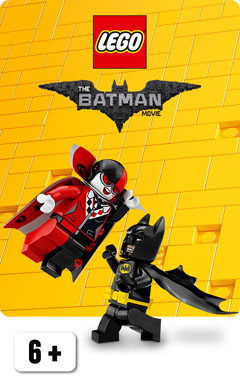 LEGO Batman Movie termékek