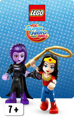 LEGO DC Super Hero Girls