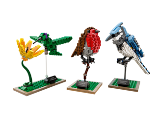 LEGO Ideas - Madarak